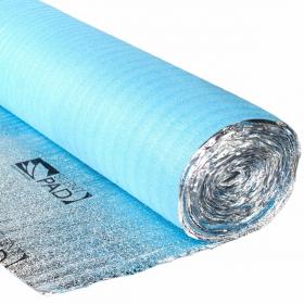 Floor Underlayment Feather Light (Vapour Barrier) 200 Sqft/Roll