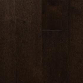 "Wickham Hardwood Flooring Domestic Collection Hard Maple Graphite [Canadian Plus] %35 Satin Gloss (3-1/4"" x 3/4"" x RL) 20 SqFt/Box"