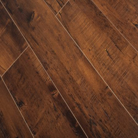 Toucan Forest Product Brown, Orange Wide Plank Embossed, Matt Laminate TF6012 (12mm x 1215 x 195) 20.41 SqFt / Box Laminate Flooring at Steeles Flooring Brampton, Oakville, Missisauga, Toronto GTA Floor Installers.