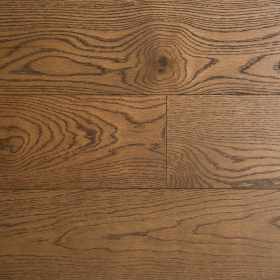 "Wide Plank Brown Oak Landmark WireBrushed 6"" Engineered Hardwood Flooring From Vidar With a 3/4 inch Thickness and 6 inch Width From Steeles Flooring Brampton, Toronto (GTA), Oakville, Vaughan and Ottawa"