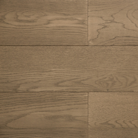 "Wide Plank Gray Oak Smoke Grey 6"" Wire Brushed Engineered Hardwood Flooring From Vidar With a 3/4 inch Thickness and 6 inch Width From Steeles Flooring Brampton, Toronto (GTA), Oakville, Vaughan and Ottawa"