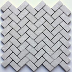 kitchen or bathroom Gray Majestic Pearl Herringbone Polished Porcelain Backsplash Tile With Installation In Toronto (GTA), Brampton, Missisauga, Oakville, Vaughan and Ottawa