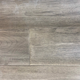"Wide Plank Gray Oak San Marino 7.5"" Handscraped Engineered Hardwood Flooring From Vidar With a 3/4 inch Thickness and 7 1/2 inch Width From Steeles Flooring Brampton, Toronto (GTA), Oakville, Vaughan and Ottawa"
