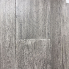 "Wide Plank Gray Oak San Marino 7"" Handscraped Engineered Hardwood Flooring From Vidar With a 3/4 inch Thickness and 7 inch Width From Steeles Flooring Brampton, Toronto (GTA), Oakville, Vaughan and Ottawa"