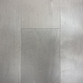 "Wide Plank Gray Maple Opale 6"" Click Engineered Hardwood Flooring From Vidar With a 1/2 inch Thickness and 6 inch Width From Steeles Flooring Brampton, Toronto (GTA), Oakville, Vaughan and Ottawa"