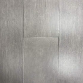 "Wide Plank Gray Maple Titanium 6"" Click Engineered Hardwood Flooring From Vidar With a 1/2 inch Thickness and 6 inch Width From Steeles Flooring Brampton, Toronto (GTA), Oakville, Vaughan and Ottawa"