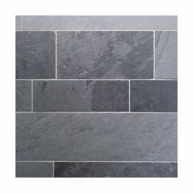 kitchen or bathroom Gray, Green Urban Design Honed Mosaic Lava Backsplash Tile With Installation In Toronto (GTA), Brampton, Missisauga, Oakville, Vaughan and Ottawa