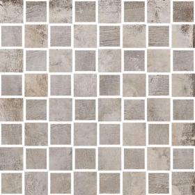 kitchen or bathroom Brown, Gray, Beige Casa Roma Stonecrete Cube 3d Mosaic  Sanded Cement Honed Backsplash Tile With Installation In Toronto (GTA), Brampton, Missisauga, Oakville, Vaughan and Ottawa